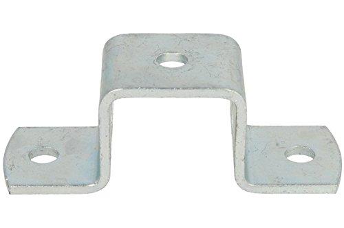 Preisvergleich Produktbild Schienenbügel,  verzinkt für Profil 38 / 40