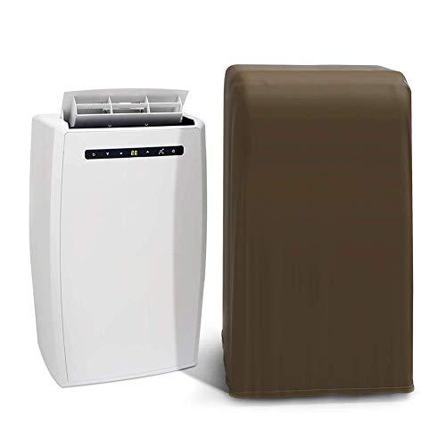 Universal tragbare Klimaanlage Abdeckung, langlebig, wasserdicht, staubdicht, mit Teleskopseil, Möbelabdeckung, 45,7 x 40,6 x 76,2 cm HZC335