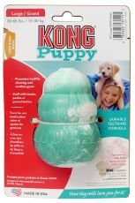 Kong Puppy Treat Toy food dispenser dog