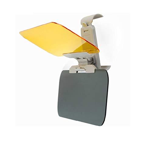 SUN-Feng Auto Sonnenbrille, Auto Sonnenblende Anti-Objektiv Spiegel Tag und Nacht Objektiv schützen die Augen sicheres Fahren (Size : 32 * 14CM)