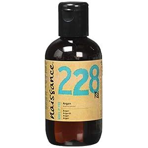 Naissance Aceite Vegetal de Argán de Marruecos n. º 228 – 100ml – Puro, natural, vegano, sin hexano y no OGM…