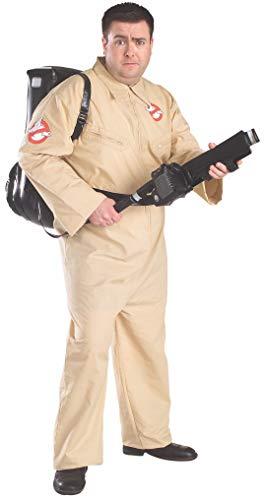 Generique Ghostbusters TM-Kostüm für Herren - Ghostbuster Kostüm Herren