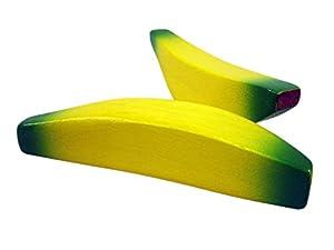 Estia - Juego de Bananas (10 Unidades, 3 x 12,3 cm)