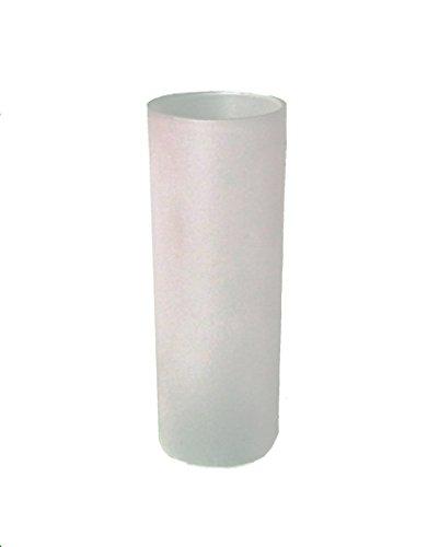 Ersatz Zylindrische Milchglas Lampenschirm für nächste
