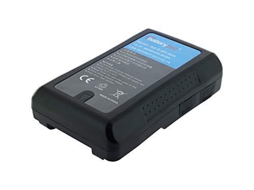 6600mAh 95Wh Batterytec® Batería Sony