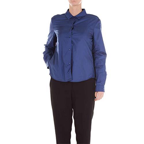 ASPESI Giacca Outerwear Donna N7537961blue Nylon Blu