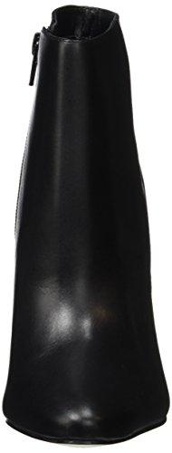 Buffalo London ZS 6172-16 Nappa, Stivali Bassi con Imbottitura Leggera Donna Nero (nero (black 01))