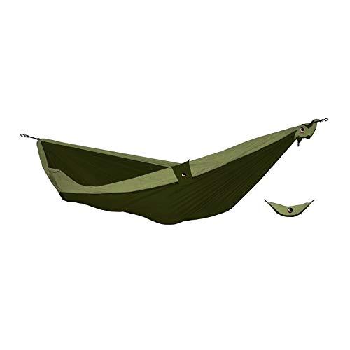 Hamac Double - Army Green/Khaki