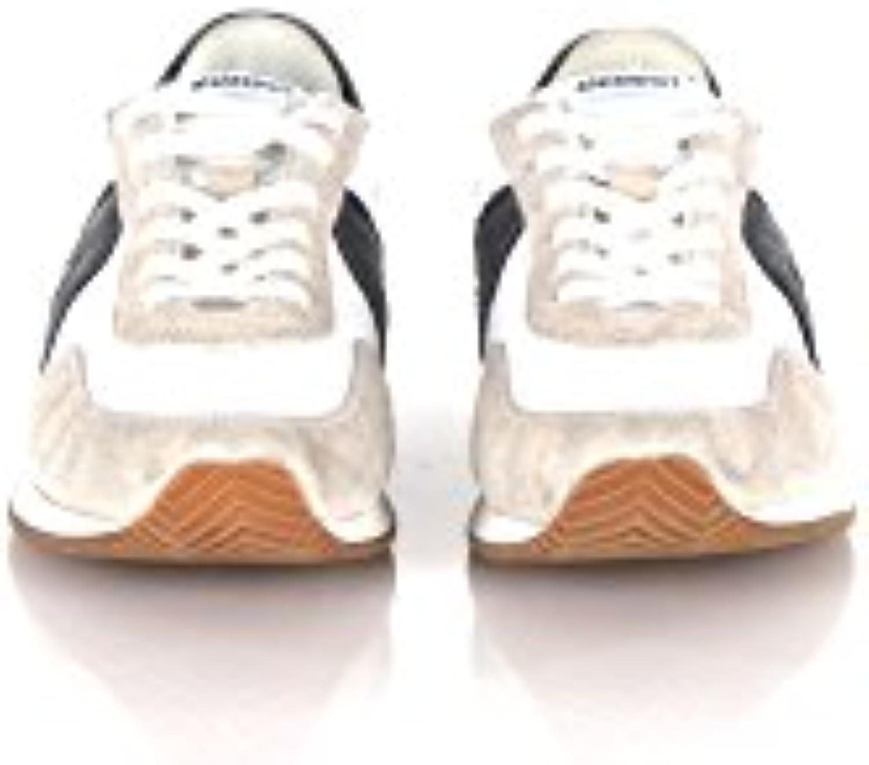 ATALASPORT Sneakers Uomo 42 Bianco 10010 Primavera Estate 2018