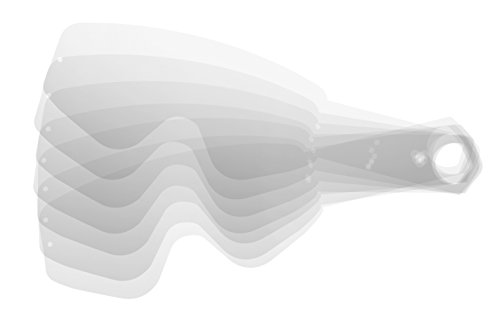 Spy Mx Goggles WOOT RACE CLEAR TEAR OFF, 53346000007 (Oakley-goggles Motocross)