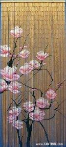 """Bambustürvorhang Bambusvorhang Türvorhang """"Flower"""" ca. 90x200cm"""
