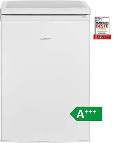 Bomann KS 2198 Kühlschrank / EEK A+++ / 97 L Kühlen / 12 L Gefrieren / 90 kWh/Jahr
