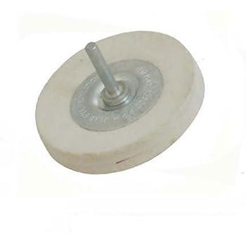 Silverline 427663 Disque de polissage en feutre