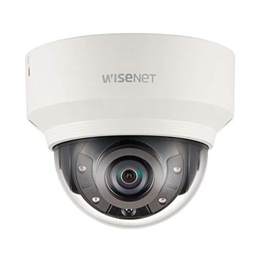 HANWHA XND-6020RP Telecamera di videosorveglianza IP Dome camera indoor  Wisenet X 2 MP, obiettivo fisso integrato da 4 mm
