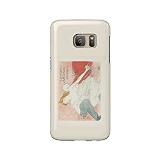 Catalogue d'Affiches Artistiques - A Arnould Vintage Poster (artist: Lautrec) France c. 1896 (Galaxy S7 Cell Phone Case, Slim Barely There)