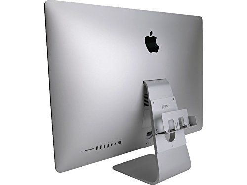 "LMP Bracket for iMac, for 2.5"" and 2x2.5 Enclosure, Aluminium, for All iMac 21"", 24"" & 27"""
