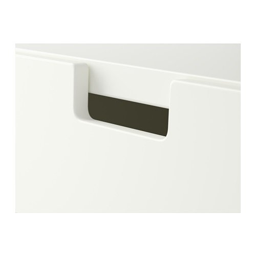 IKEA STUVA Banktruhe, weiß (90x50x50 cm), inkl. Rollen - 4