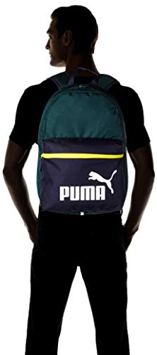 Best puma backpack in India 2020 PUMA Ss-19 22 Ltrs Green Laptop Backpack (7548715_X) Image 5