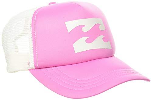 BILLABONG Damen Trucker Kappe, Pretty pink, One Size