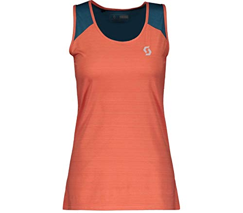 Scott Trail MTN DRI 60 Damen Fahrrad Body Shirt Coral rot 2019: Größe: S (36/38)