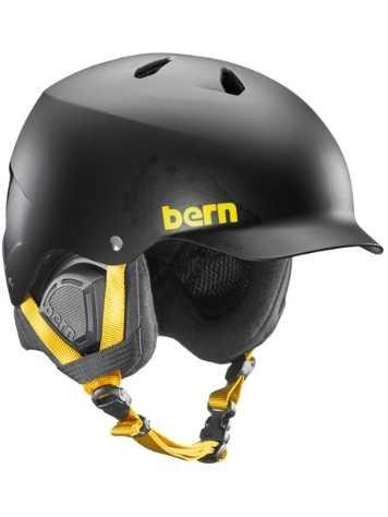 Bern WU Tang Watts EPS Helmet Matte Black WU Tang/Noir Taille