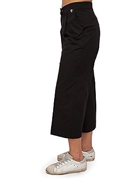 Twin Set Pantalón Casual Mujer ts821u–t00006negro eh185ts821u - t00006