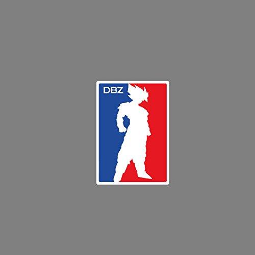 DBZ: League - Herren T-Shirt Braun