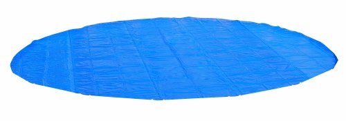 Bestway 58173 Solarabdeckplane für Frame Pool, ø 549 cm