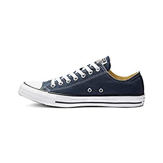 Converse Unisex-Erwachsene Chuck Taylor All Star-Ox Low-Top Sneakers, Blau (Navy), 44 EU