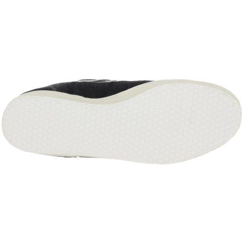Adidas Originals Greeley Mid Sneaker, schwarz / Eisen / Kreide, 12 M Us Black/Iron/Chalk