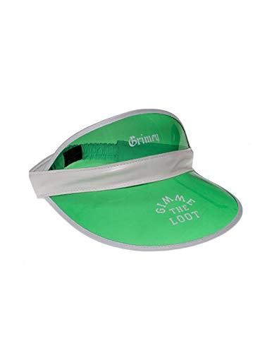 Imagen de grimey  jade lotus visor cap ss18 green strapback alternativa
