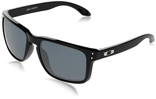 Ray-Ban Herren 0OO9417 Sonnenbrille, Weiß (Polished Black), 59