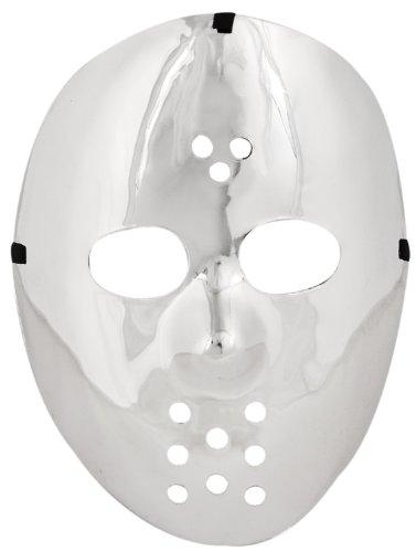Spiegelnde Horror Eishockey Maske!