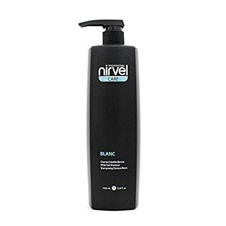 nirvel Care Shampoo Blanc 1000ml, colore: bianco