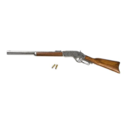 winchester-73-decorative-rifle-silver-usa-1873-calibre-44-40-length-approx-99-cm-865