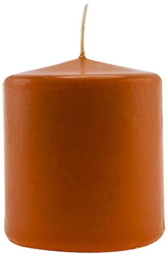 Scheda dettagliata Cereria di Giorgio Succo di Candela Cero Profumato alla Frutta, Cera, Arancione, 7x7x8 cm