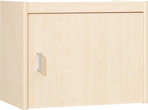 CSSchmal Soft Plus Aufsatz-Schrank, ahorn, 55 x 36 x 43 cm