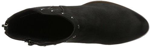 Marco Tozzi Premio 25300, Stivali da Cowboy Donna Nero (Black Antic)