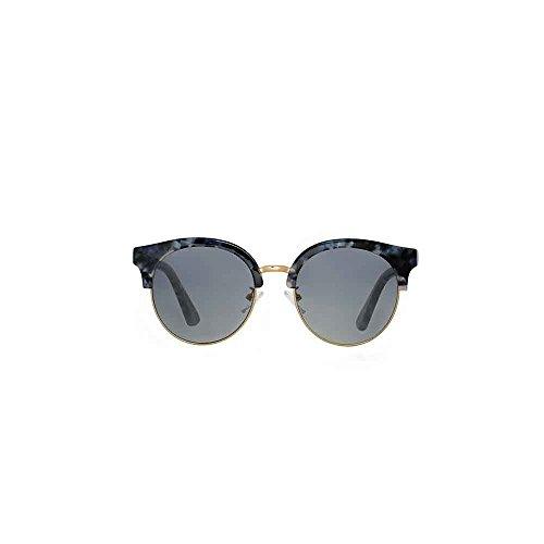 Spektre Eroica Sonnenbrille Männer Frauen hoher Schutz Rauchfarbe Made in Italy