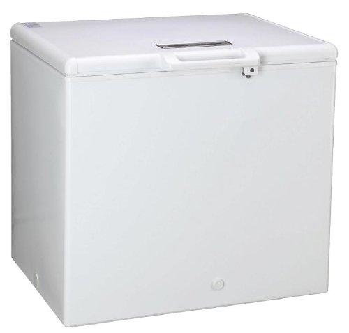 Haier BD-181TAA Gefriertruhe/A+++ / 86 cm Höhe / 109 kWh/Jahr / 181 L Gefrierteil/Super-Gefrierfunktion/Display einfach einzustellen, alles unter Kontrolle