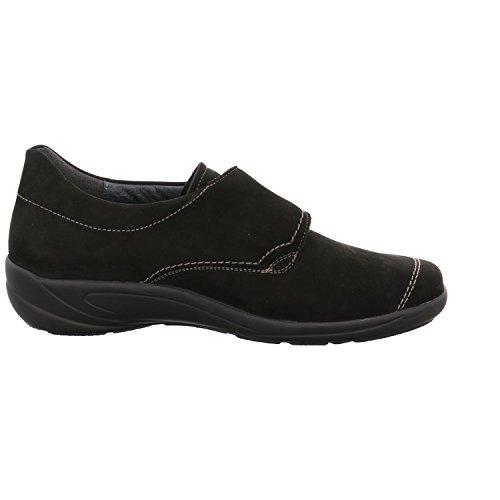 Semler B6105-040-001 Birgit donna scarpe larghezza H Nero