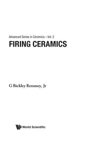 Firing Ceramics (Advanced Series In Ceramics)