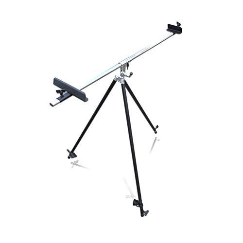 Teleskop-Teleskop-Teleskopgestell, kann parallel verwendet Werden, einfach auszuführen, schwarzes Stativ 65 * 72cm LJJOZ - Verkauf Verwendet Teleskope Zum