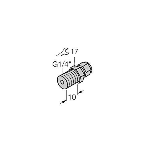 9910483Raccord de détection de G1/4A4, température Accessoires Anneau de serrage en-de CF M 6