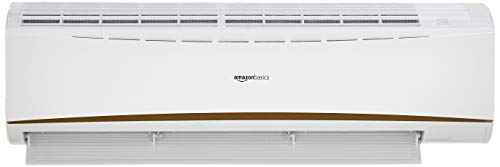 AmazonBasics 1.5 Ton 5 Star Inverter Split AC (Copper Condenser, White)