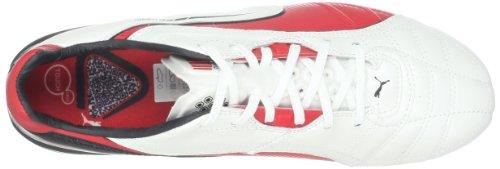 Puma , Chaussures de football pour homme Blanc métallique