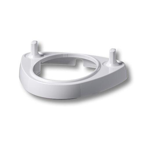 Braun Oral-B Professional Care Bürstenhalter/Bürstenaufbewahrung für 2 Aufsatzbürsten + 20ml Meridol Zahncreme...