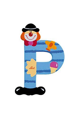 Trudi 81752 - Buchstabe Clown P