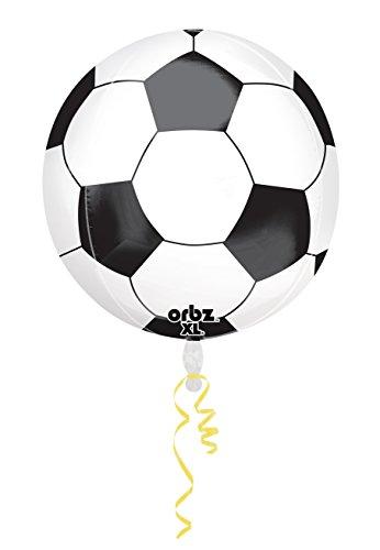 Amscan 3068501 Folienballon Fußball