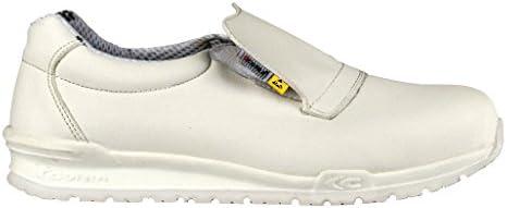 Cofra 78700 – 002.w48 zapatos microelectrónica ausilius talla color blanco, 48